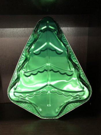 X-mas-tree-aluminium-foil