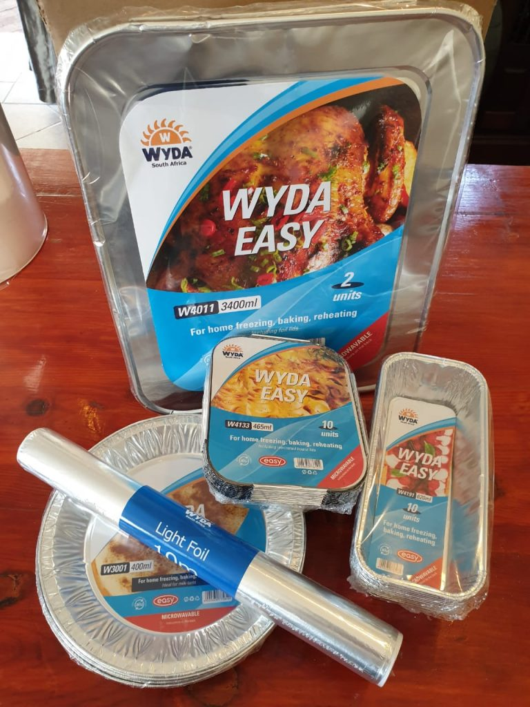 New: Wyda Easy Retail Range - Wyda South Africa